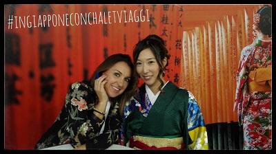 Giappone Con Geisha viaggio in Giappone