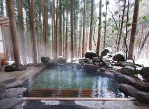 Onsen Giappone viaggio in Giappone