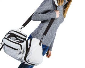 borsa bianca chalet viaggi